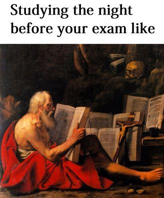 Classic Art Memes Funny Art Memes Studying Memes Art Memes