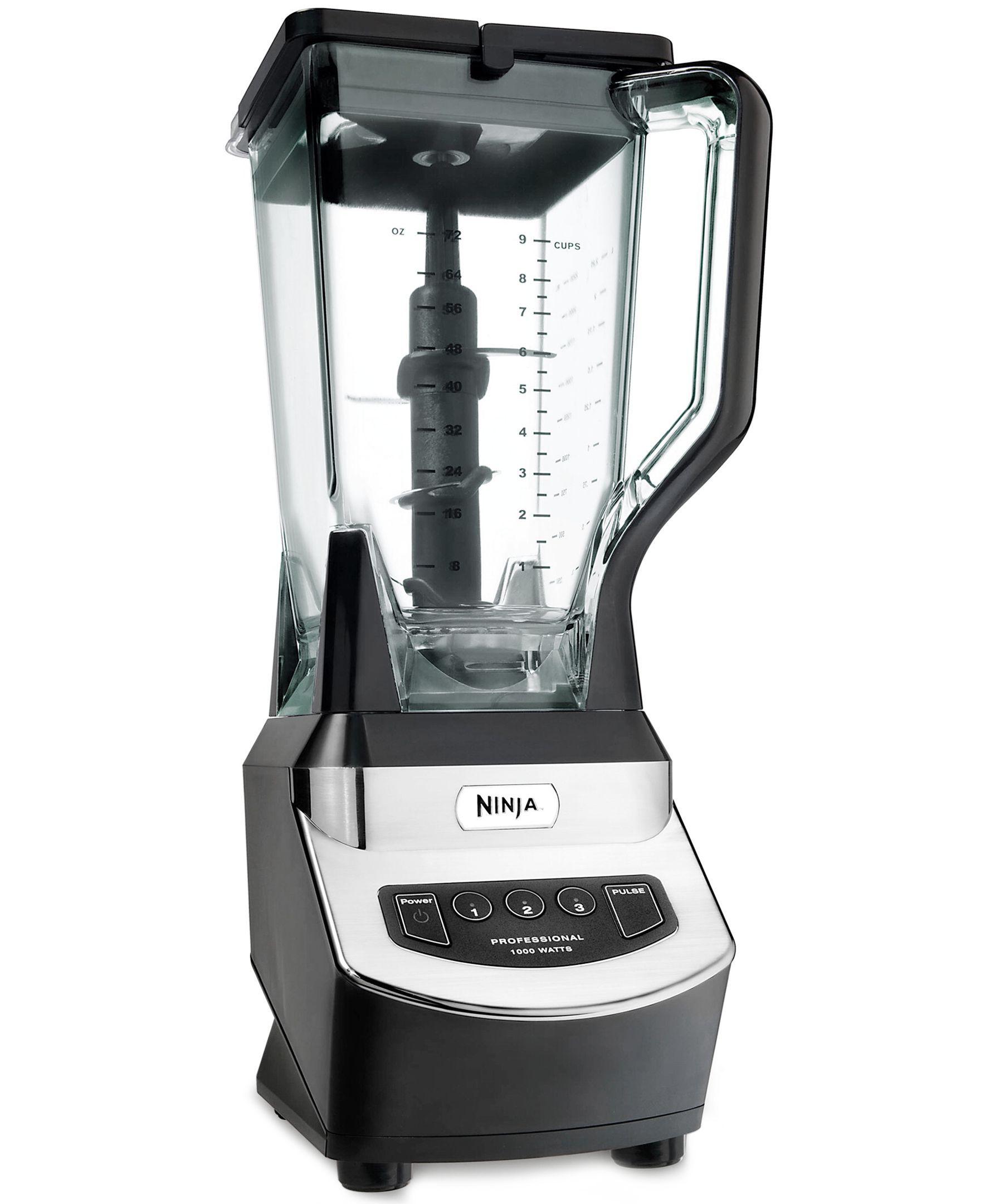 Ninja NJ600 Professional Blender | Professional blender, Food and ...