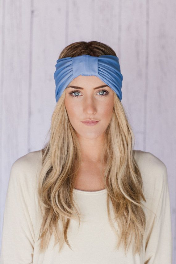 View headbands & turbans by ThreeBirdNest on Etsy