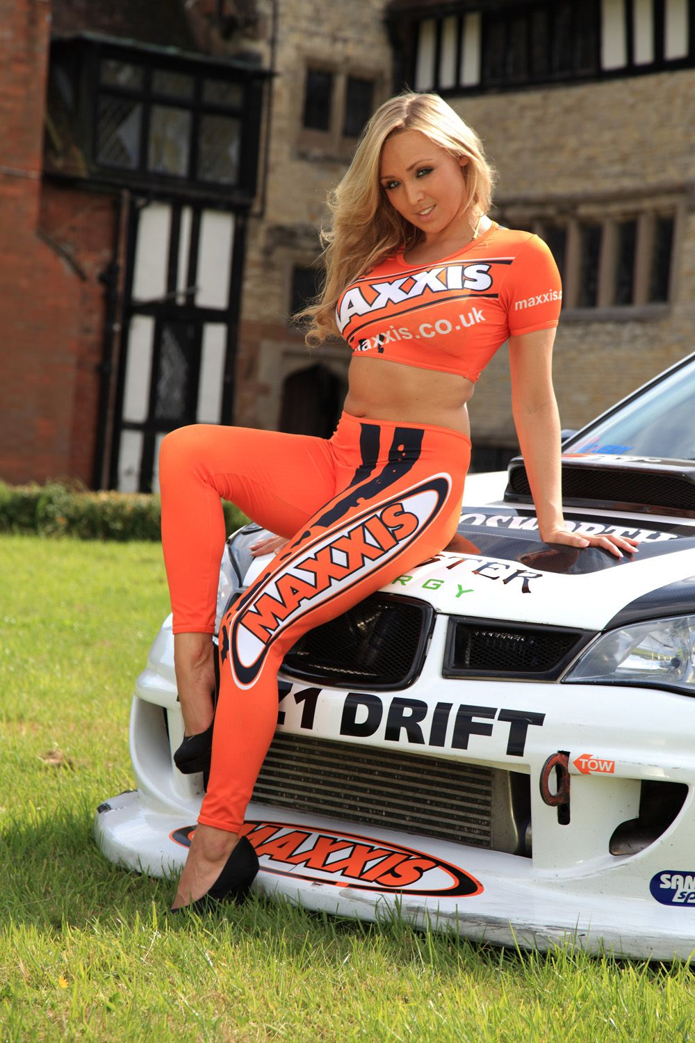 Maxxis Babes photoshoot - Danni King