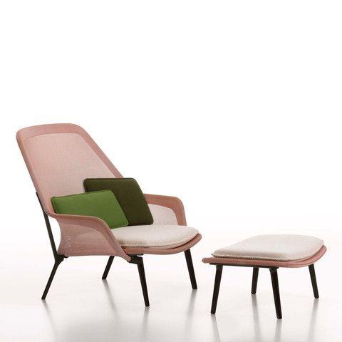 HAUS - Slow Chair & Ottoman