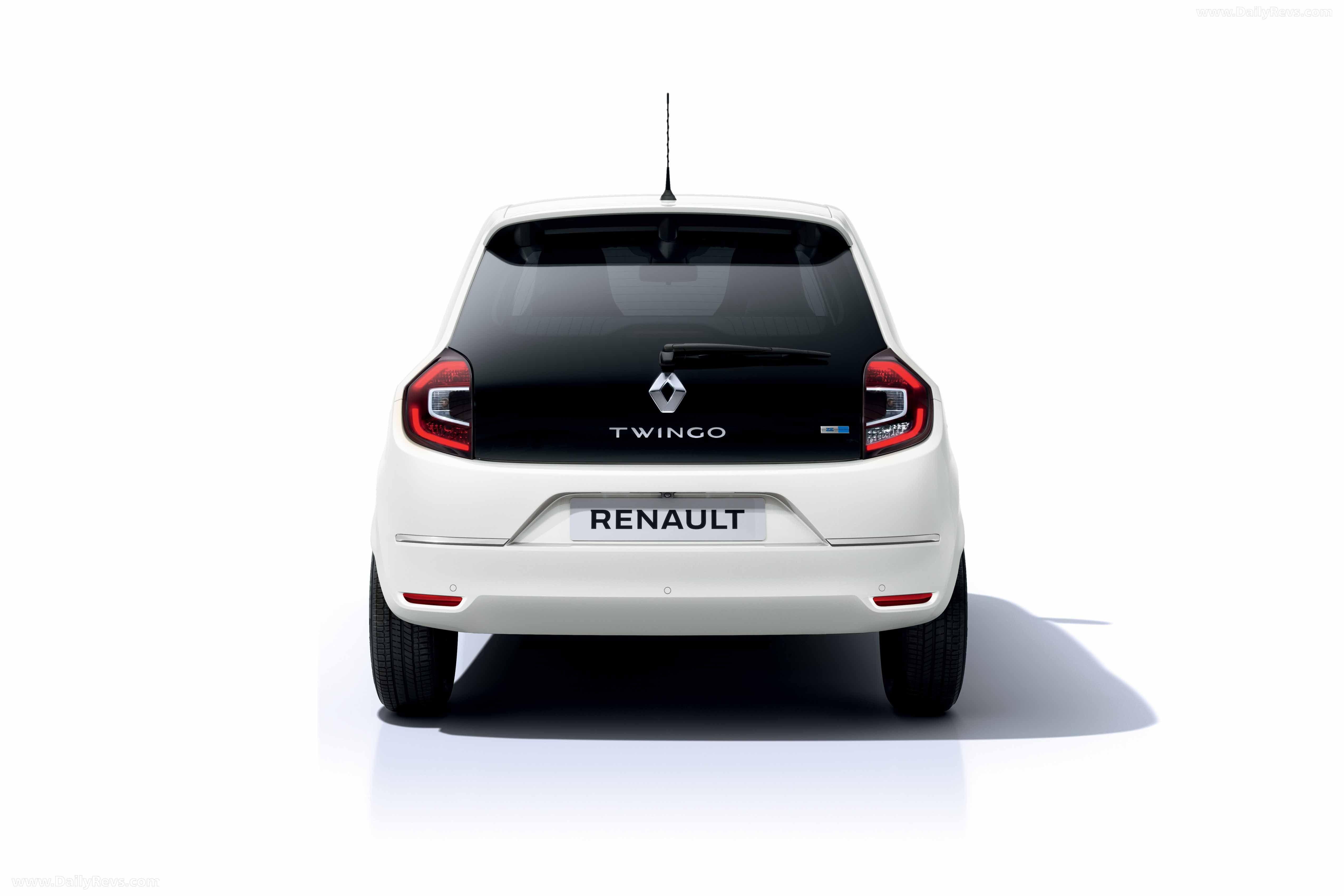 2020 Renault Twingo Z E Dailyrevs In 2020 Automobile Suv Car Car