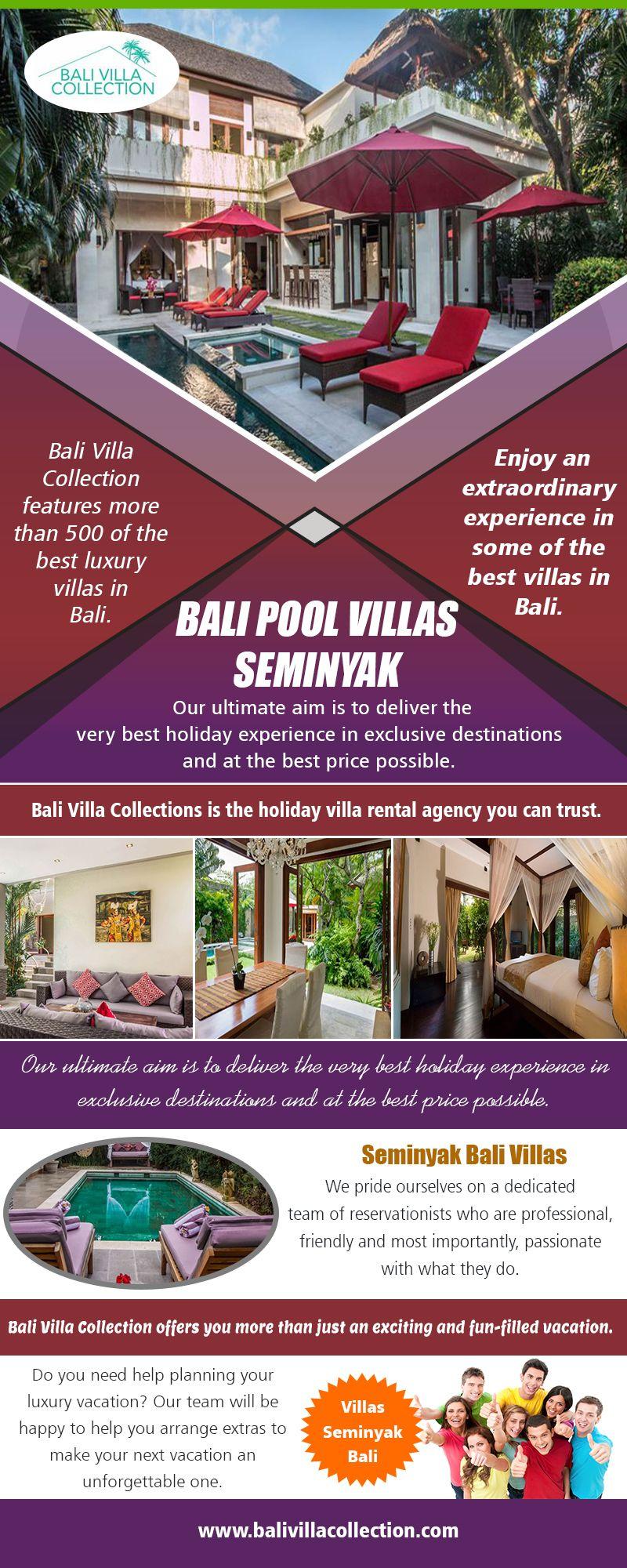 Bali Pool Villas Seminyak Bali Luxury Villas Luxury Villa Villa