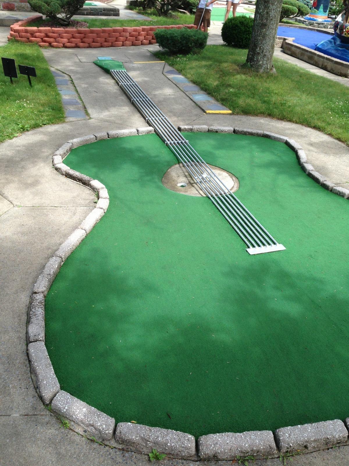 Mini Golf! Lake George, NY - Mini Golf - Summer 2013 Trip #golf  #lorisgolfshoppe - Mini Golf! Lake George, NY - Mini Golf - Summer 2013 Trip #golf