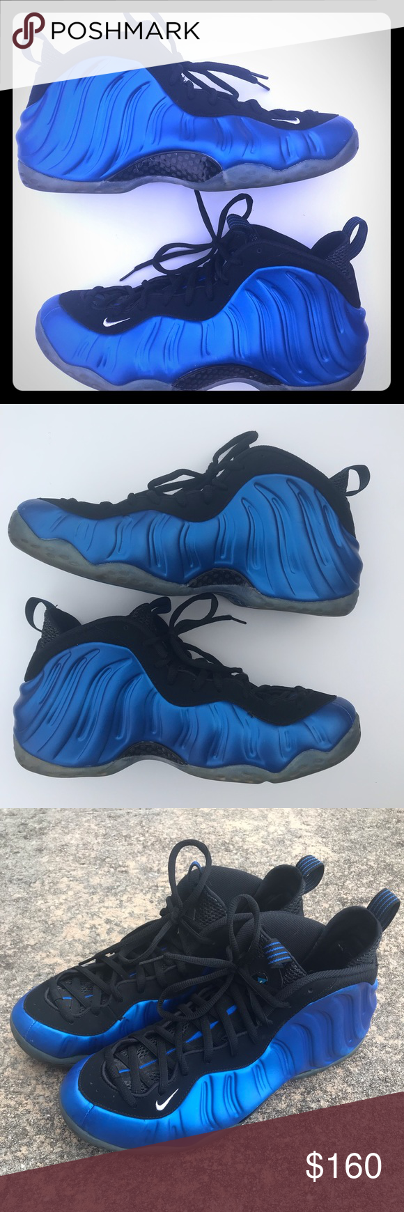 821ce2a4b694d Nike Air Foamposite One XX anniversary sz 13 One of the most iconic shoes  of all