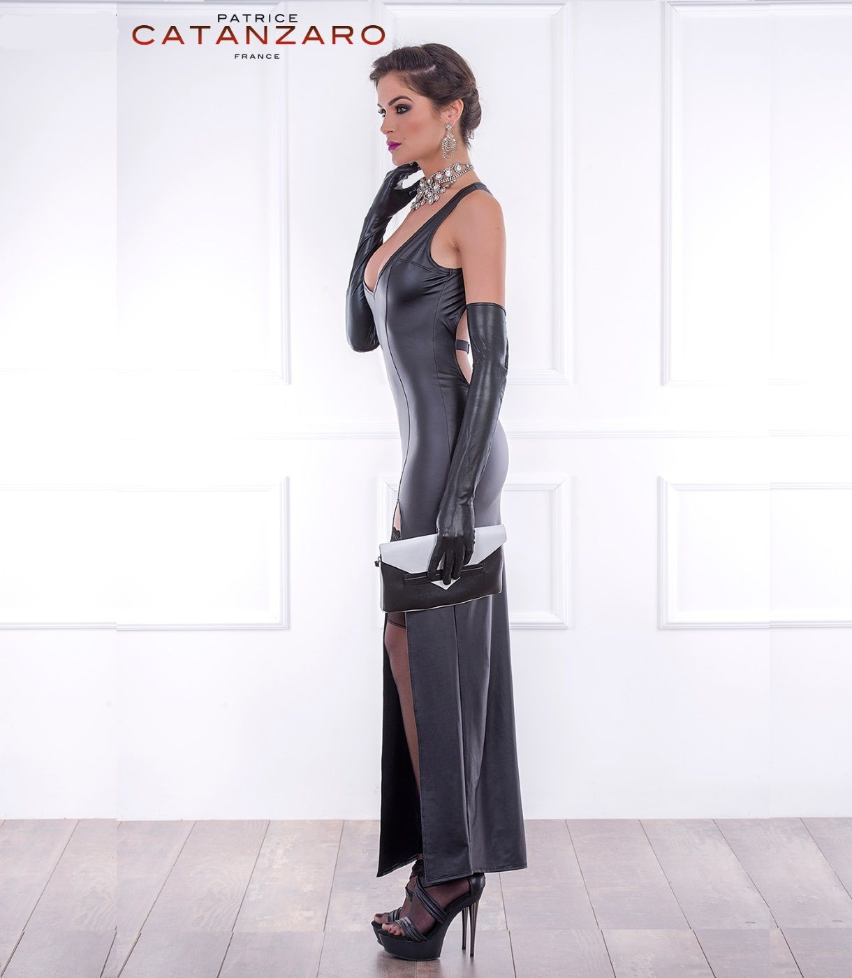 7d3547f1b0530c Barbara Dress in Wetlook by Patrice Catanzaro. Xenses-shop.com. Worldwide  Express Delivery - TAX-Free 21%