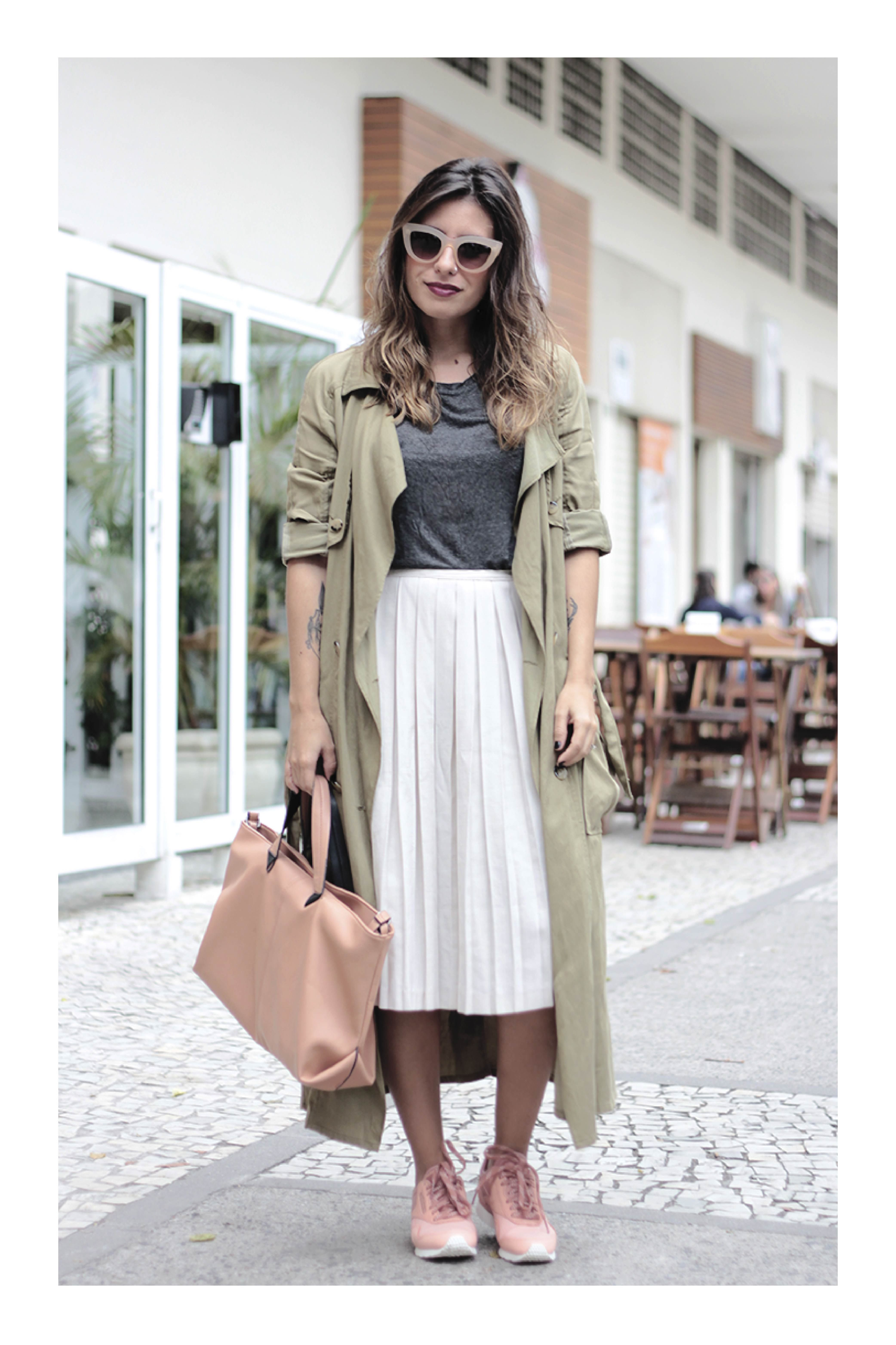 5 tipos de faldas que son imprescindibles en tu armario