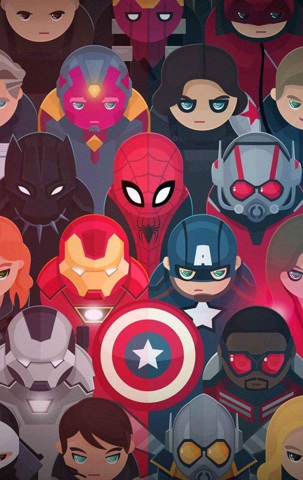 The Avengers Fondo De Pantalla Animado Fondo De Pantalla De