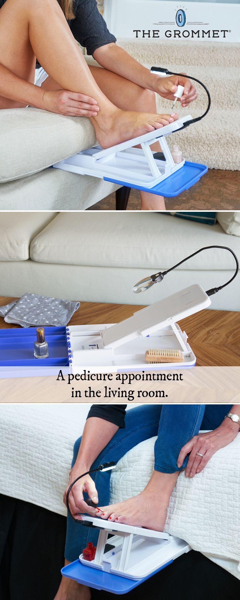 stedi pedi home pedicure kit health beauty products pinterest. Black Bedroom Furniture Sets. Home Design Ideas