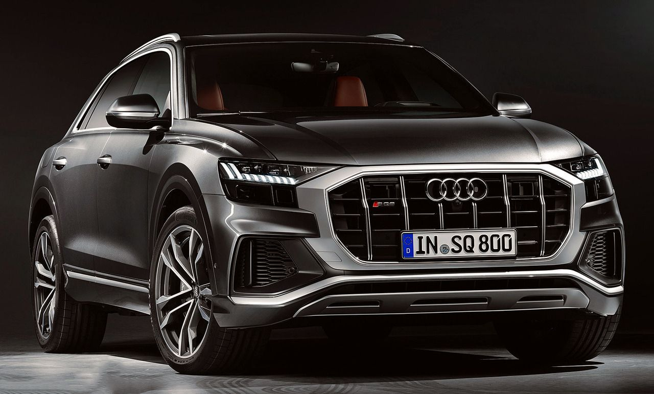 Audi Sq8 Tdi 2020 Audi Sport Have Revealed The High Performance Version Their Suv Coupe Which Is Powered By The Same 435hp 4 0 Turbo Diesel Audi Suv Tdi Audi