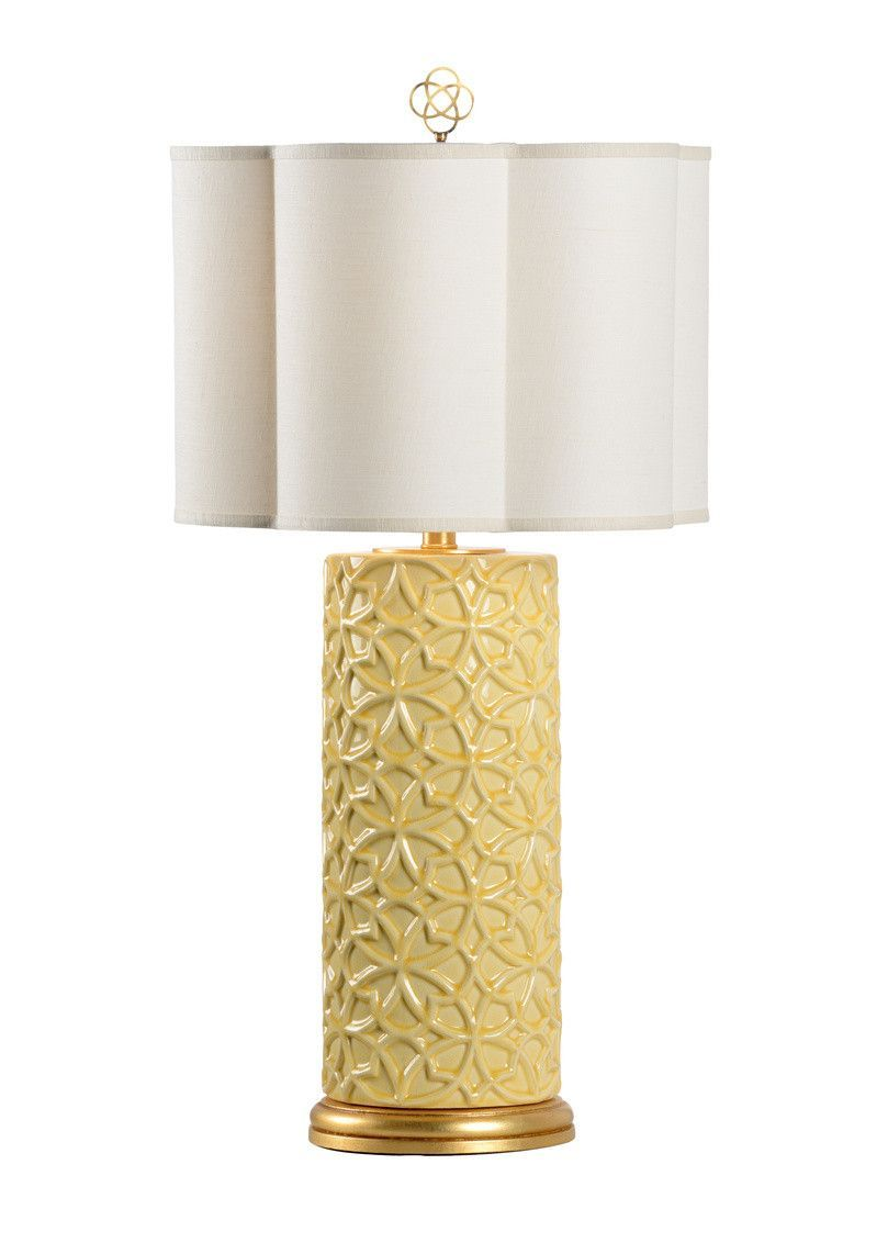Modern Maize Glaze Lamp Table Lamp Porcelain Lamp Modern Lamp