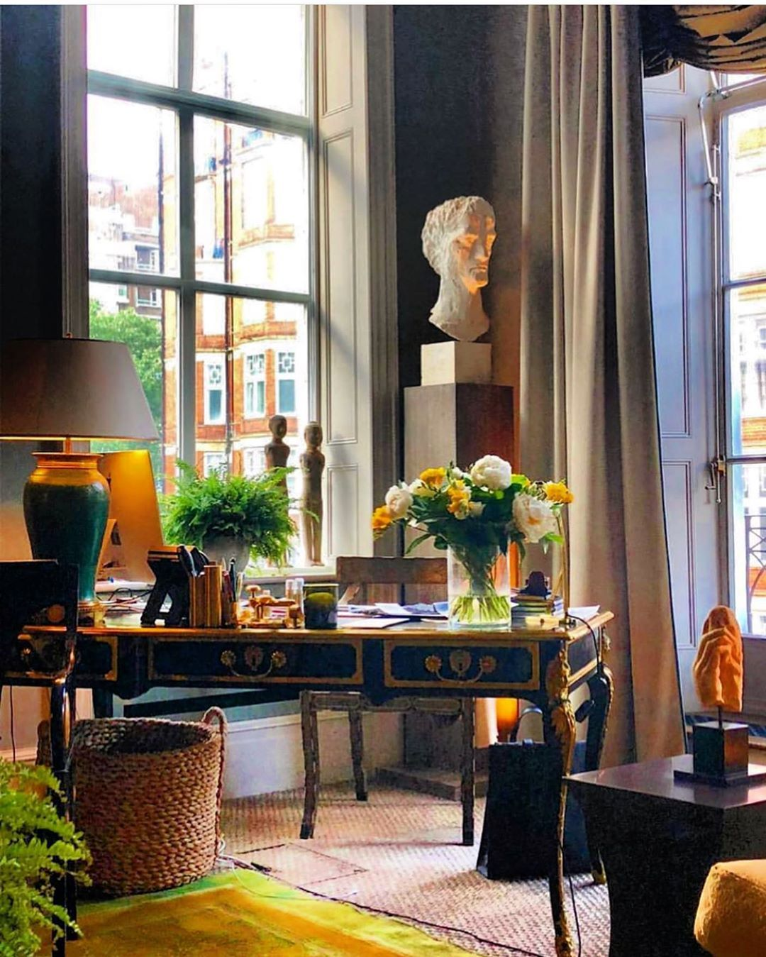 Scheffer Interiors Objetsd Art On Instagram Home Office