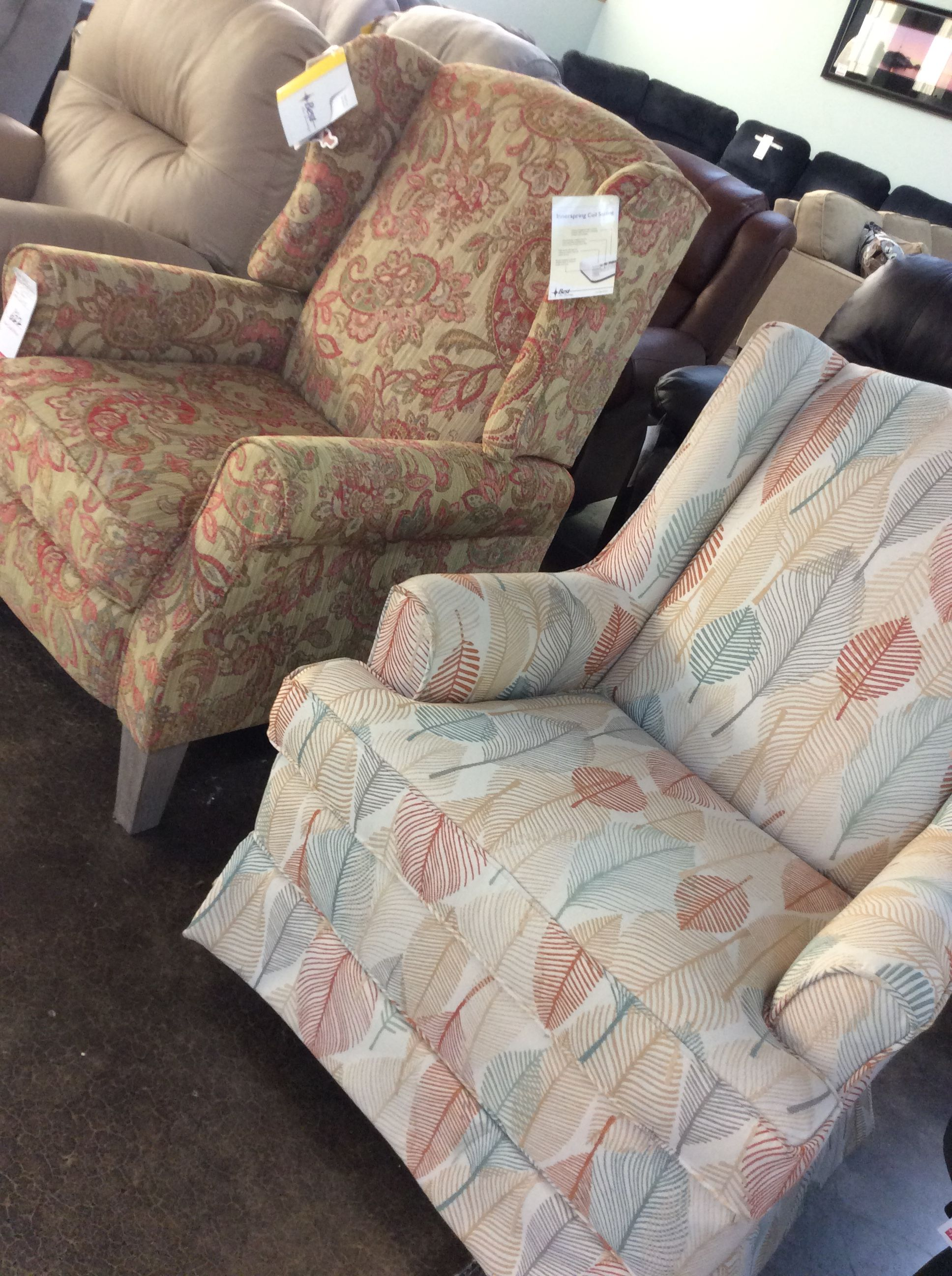 ❤️Loving The Fabric On These Best Chairs! Remember Best Chair Company Has  Over 800 Fabrics To Choose From; We Have A Wall Of Fabrics For You To Look  ...