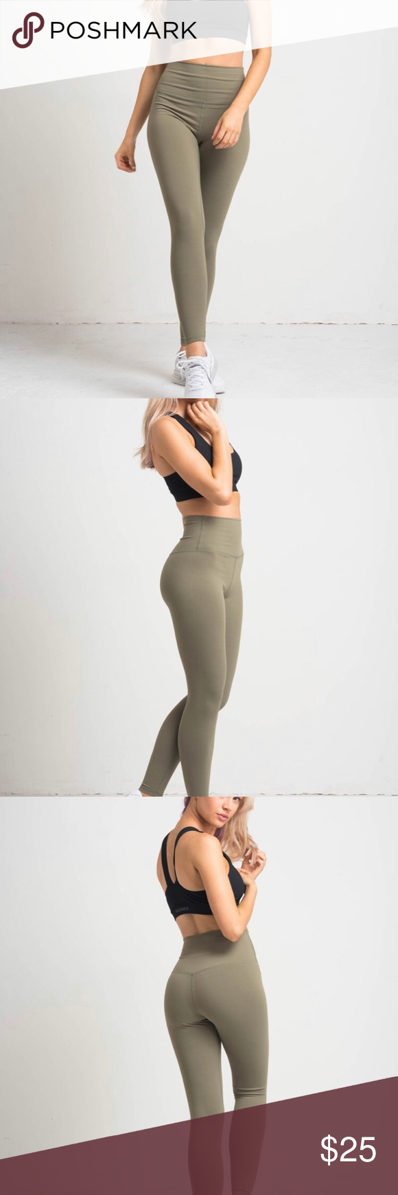ffea47b8144d3 Flexx Fit LUXE LEGGINGS - KHAKI DREAM Currently sold out on website. Our Luxe  Leggings