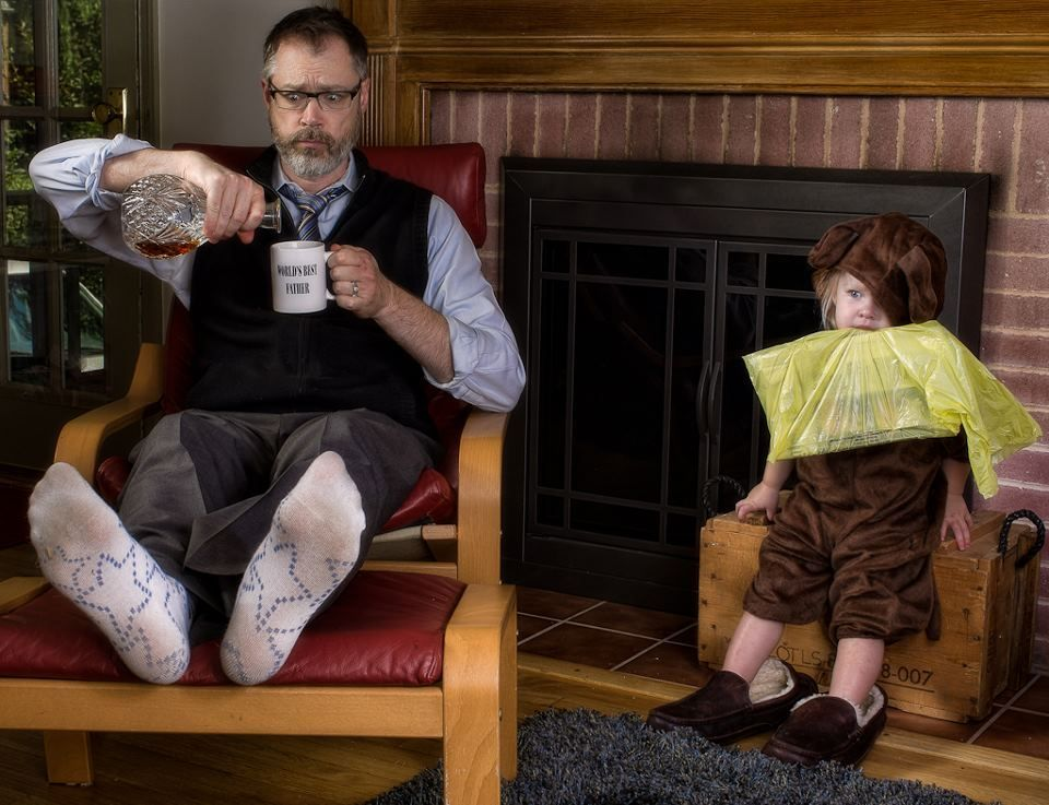 Смешные картинки дети и отцы