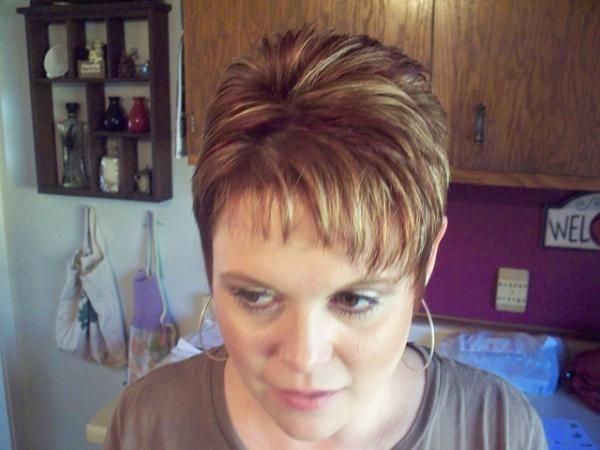 30 Nicest Short Shag Hairstyles - SloDive