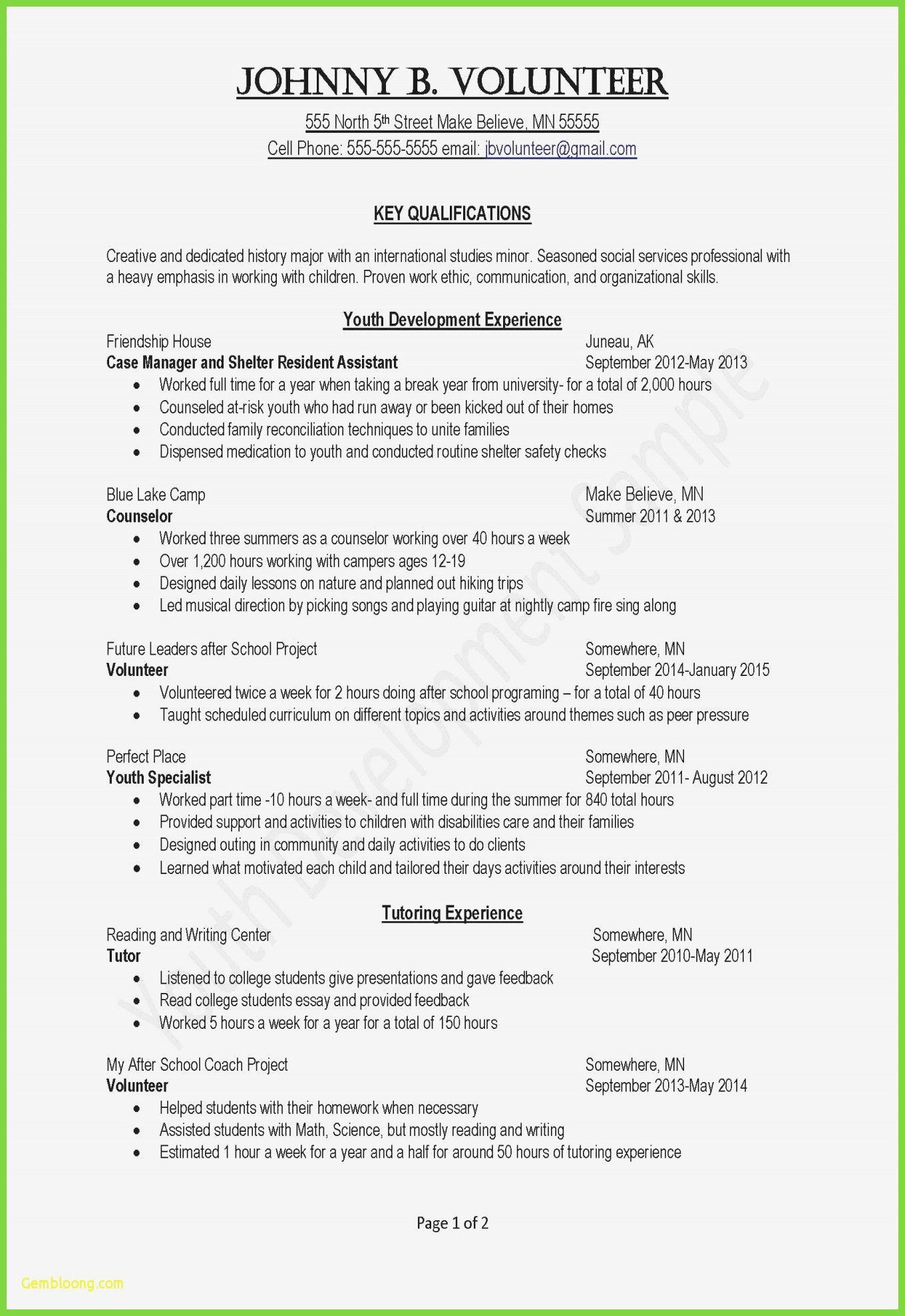 70 Beautiful Image Of Sample Resume Of Education Consultant ...