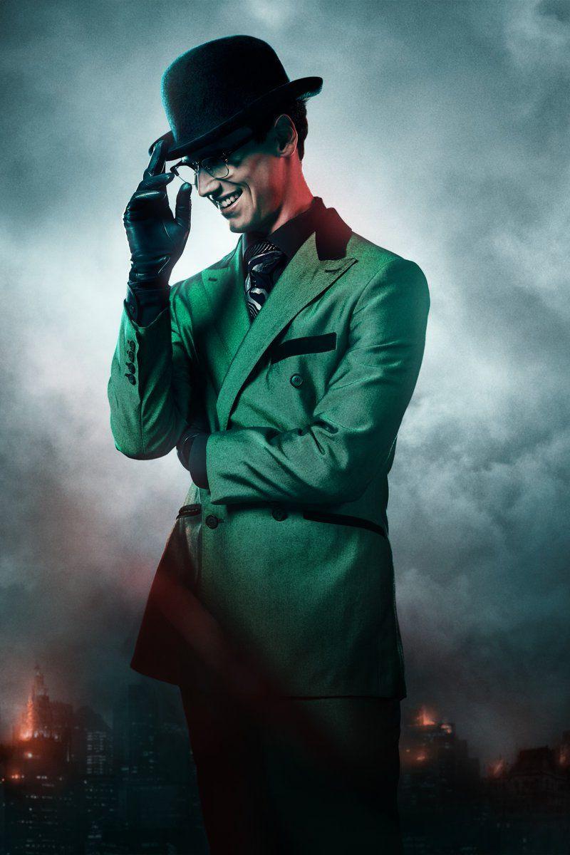 Gotham Season 5 Nygma Riddler gotham, Gotham tv
