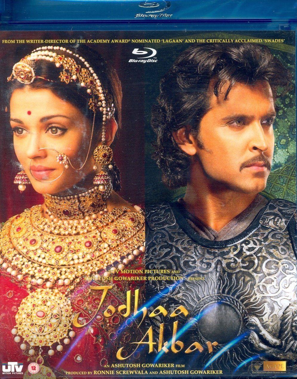 Jodhaa akbar bollywood movie indian cinema