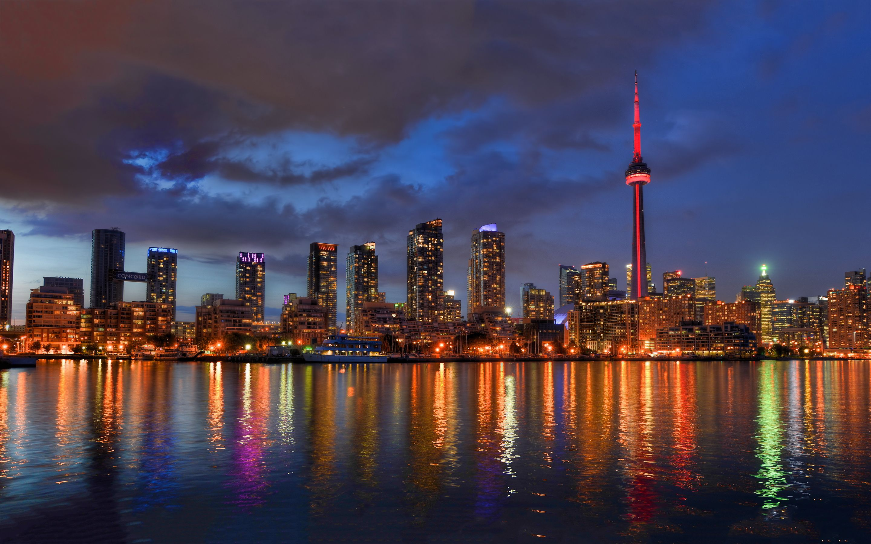Toronto Skyline Wallpapers