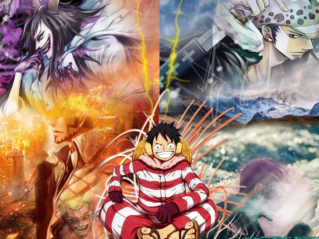 Punk Hazard One Piece Wallpaper Anime Wallpaper Phone Anime Wolf Girl Poster Prints