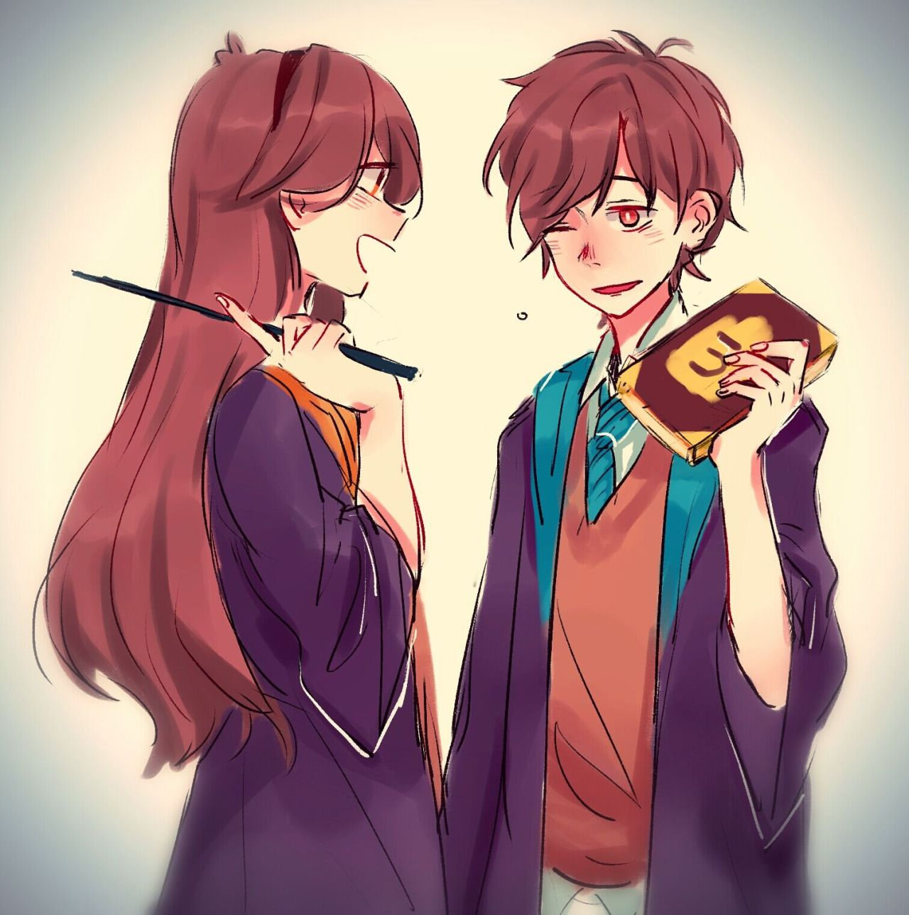 Art By Hatsukano Gravity Falls And Harry Potter Crossover