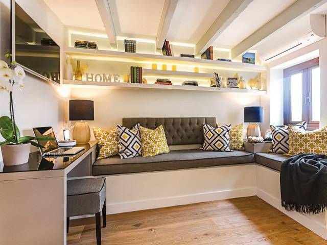 Beautiful tiny apartment - only 20sqm 1 bedroom loft. in ...
