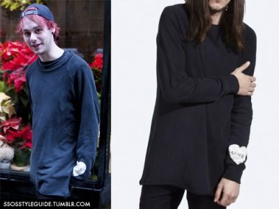 Michael Clifford: Owens Sweater (Drop Dead) Exact (Sold Out) / Exact (Sold Out) / Exact