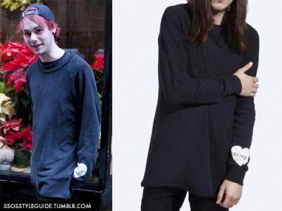 Michael Clifford: Owens Sweater (Drop Dead) Exact (Sold Out) /Exact(Sold Out) / Exact