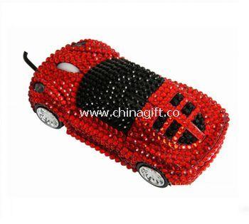 Crystal Bentley car mouse