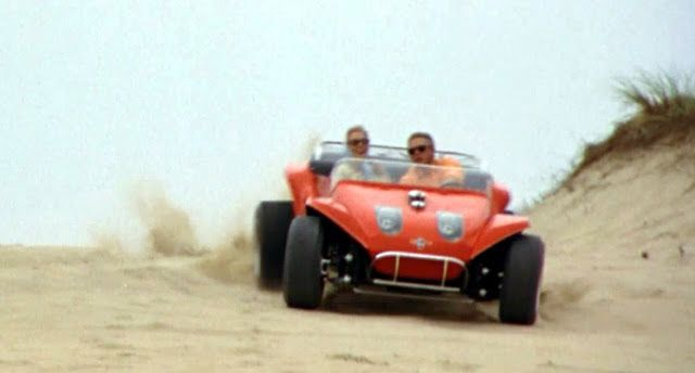 """Steve McQueen Dune Buggy from """"The Thomas Crown Affair"""""""