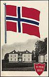 Moava : Del og lær : Grunnlovsjubileet og 17.mai