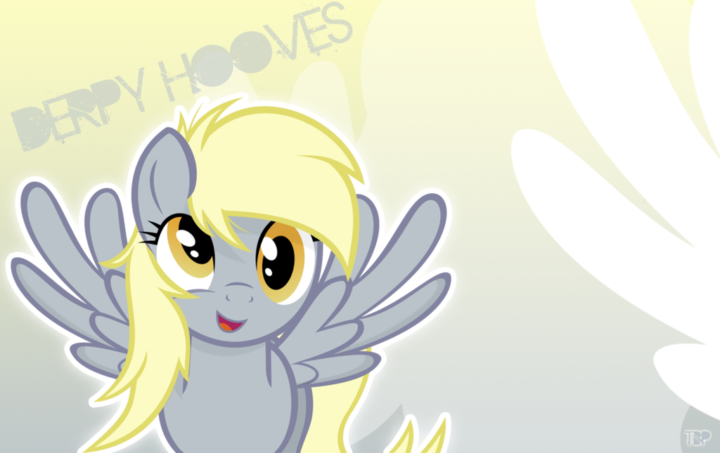 Derpy Hooves Wallpaper By TheBlazyPics On DeviantArt