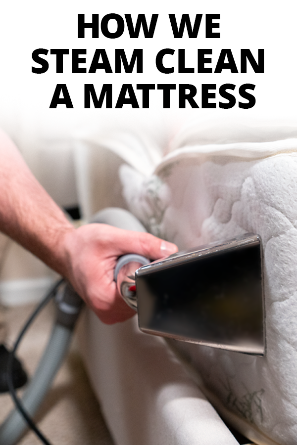 Learn How Stanley Steemer Professionally Cleans Your Mattress To Remove Odors And Stains Mattress Cleaning Steam Clean Mattress Cleaning