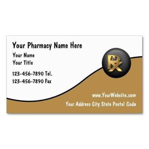 Pharmacy Business Cards Business cards, Template and Card templates - business card template for doctors
