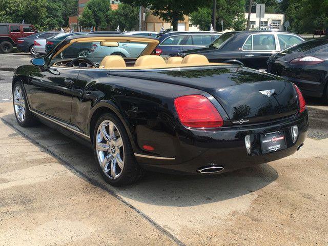 Bentley Continental Gt Gtc Convertible 2 Door Ebay Bentley Continental Bentley Continental Gt Sports Cars For Sale