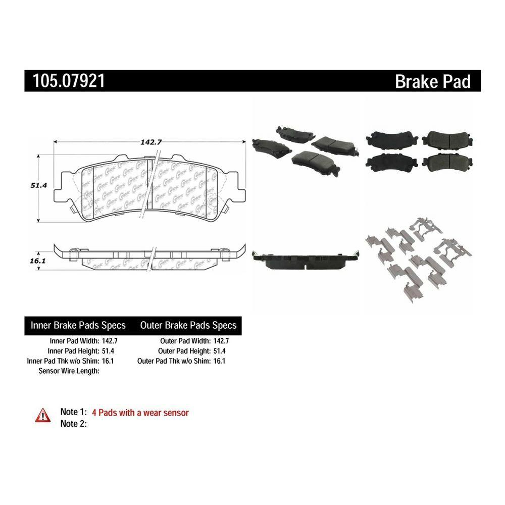 Suspension Stabilizer Bar Link Kit Fits 2000 2004 Volvo