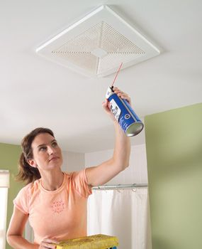 Tricks For Cleaning A Bathroom Faster And Better Cleaning - How to clean bathroom fan