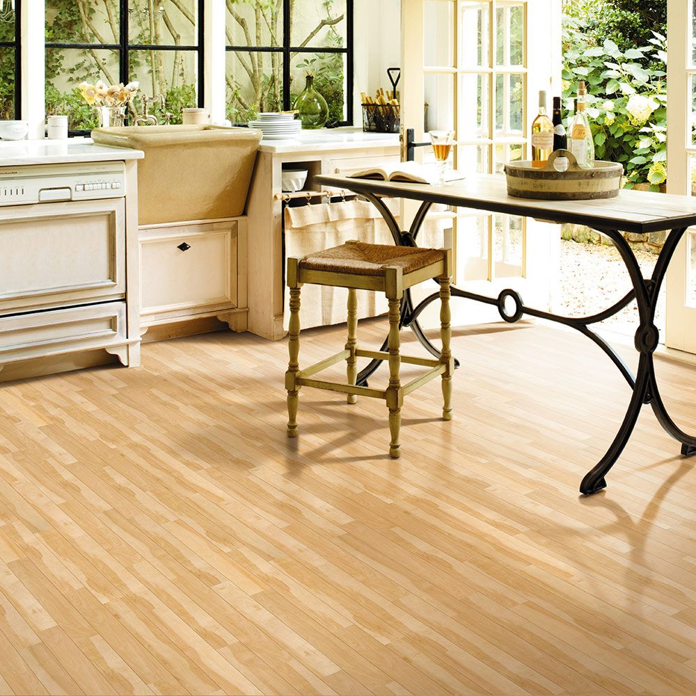 Christoff and Sons example of Maple Flooring Vinyl plank