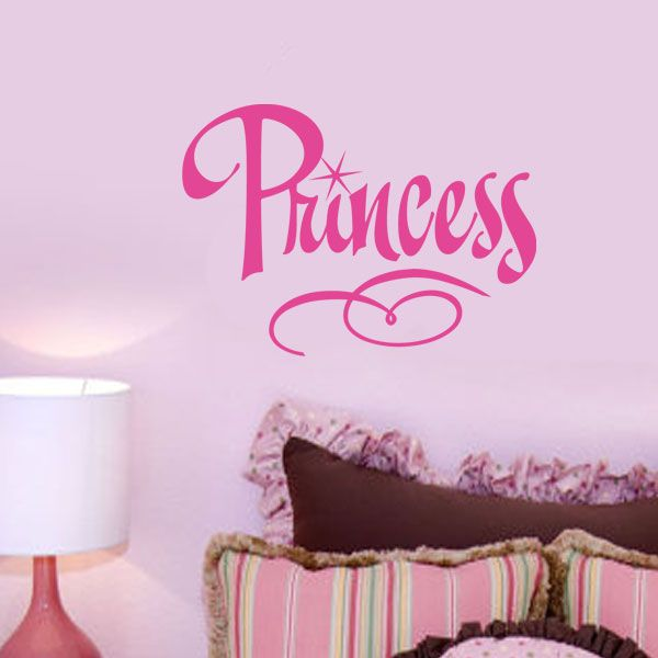 Little Girl Dreams Made Magical Things Girl Room Kid Baby Nursery Large Wall Decal Decor Vinyl Quote Sticker Lettering Art Decoration K54