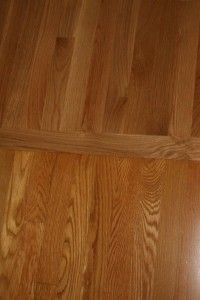 White Oak Hardwood Floor New And Existing Wood Color Match