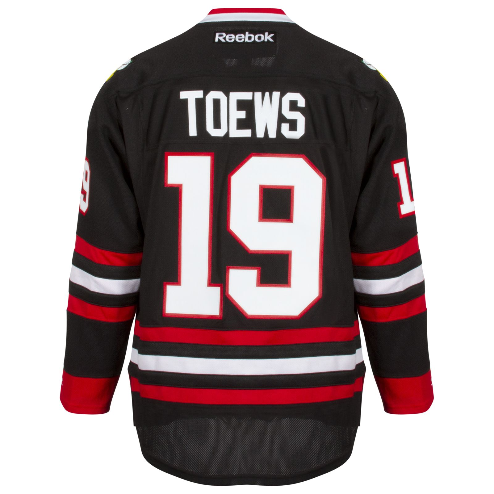 81874cc99 Chicago Blackhawks Mens Black Alternate Jonathan Toews Premier Jersey by  Reebok  Chicago  blackhawks  ChicagoBlackhawks
