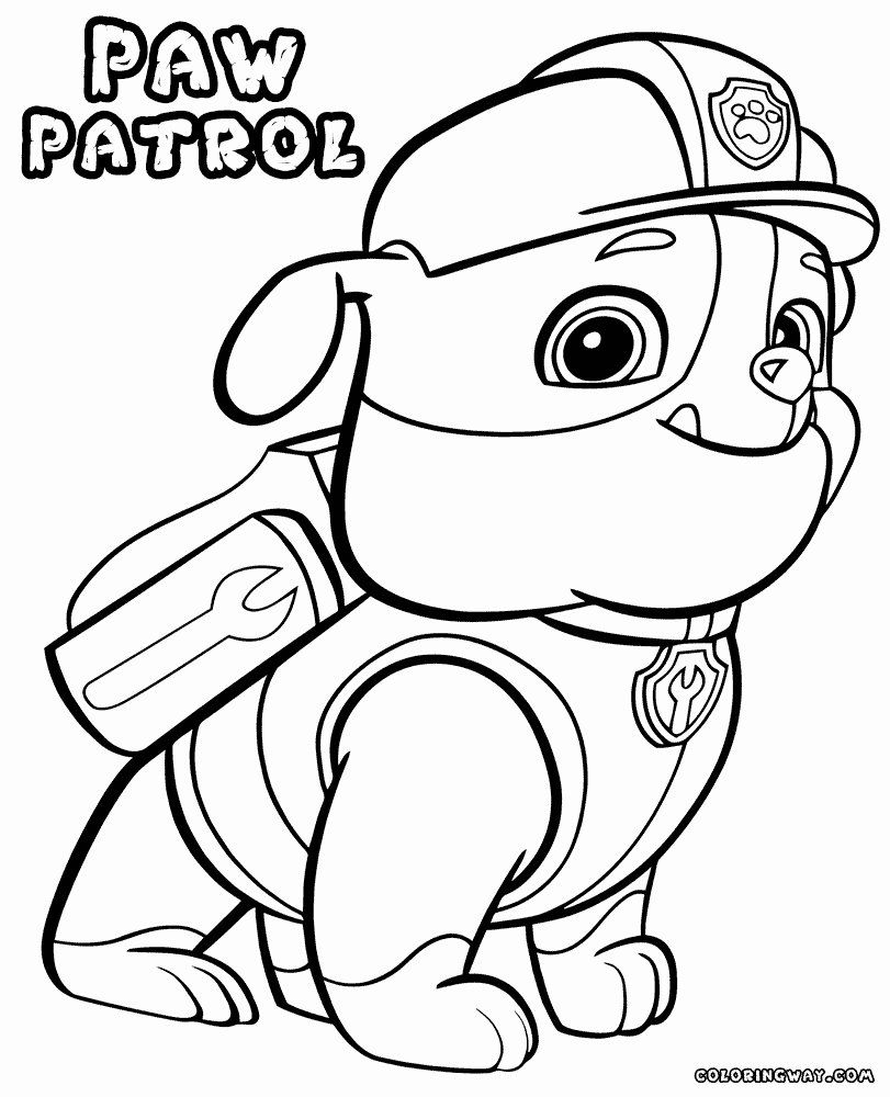 Chase Paw Patrol Coloring Page Lovely Chase Paw Patrol Coloring Pages At Getcolorings Paw Patrol Coloring Paw Patrol Coloring Pages Paw Patrol Printables
