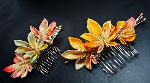 hair ornaments | Oriental Handmade Hair Ornaments | Oddities.Us