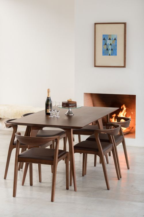 Duda Chair Sossego Dinning Table Design Dining Table Design