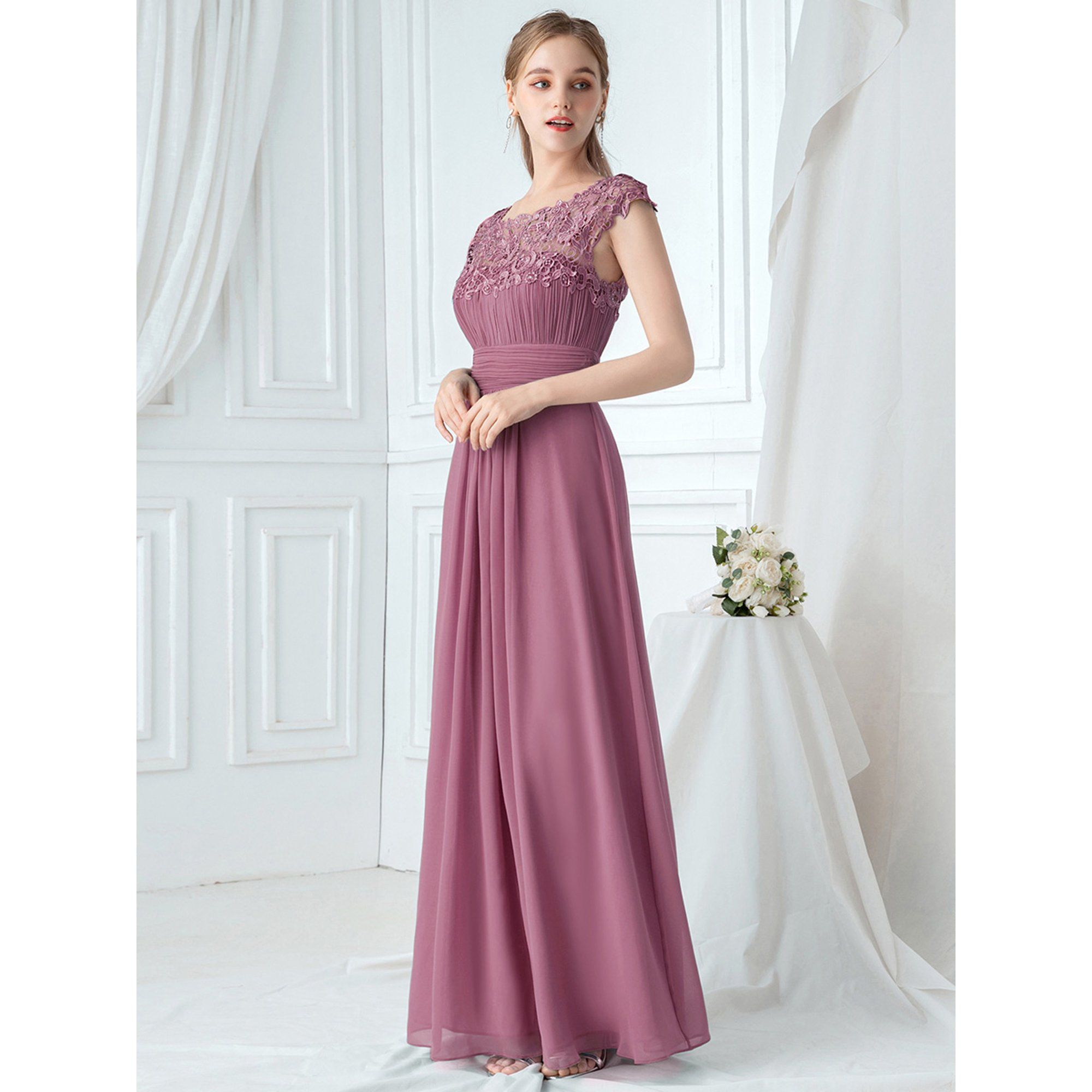 Ever Pretty Ever Pretty Womens Vintage Floral Lacey Prom Dresses For Women 99933 Burgundy Us4 Walmart Com Long Bridesmaid Dresses Evening Gowns Elegant Ball Dresses [ 2000 x 2000 Pixel ]