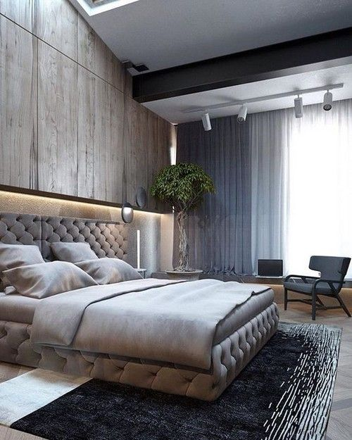Amazing Ceiling Decorations For Your Modern Home: Matchless Contemporary Beds – 25 Examples