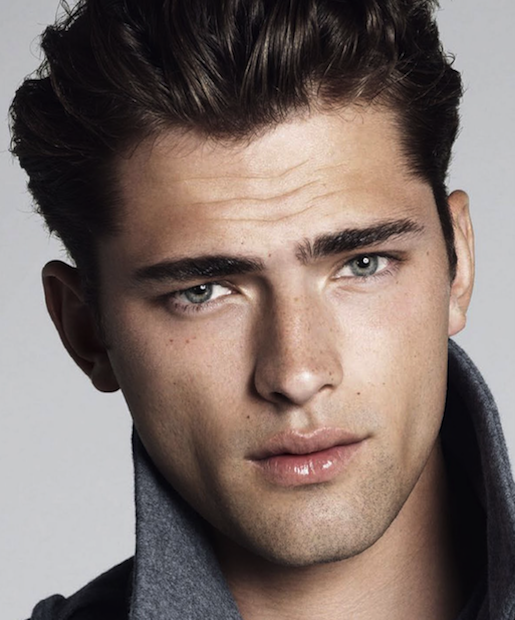 Meet Sean O Pry The 1 Male Model Male Model Face Model Face Sean O Pry
