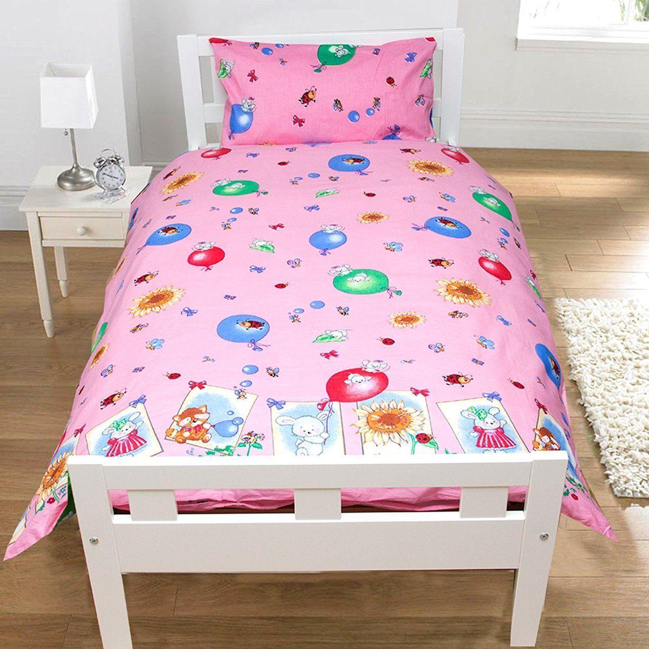Tanner Cot Bed Duvet Cover Set Cot bed duvet, Duvet