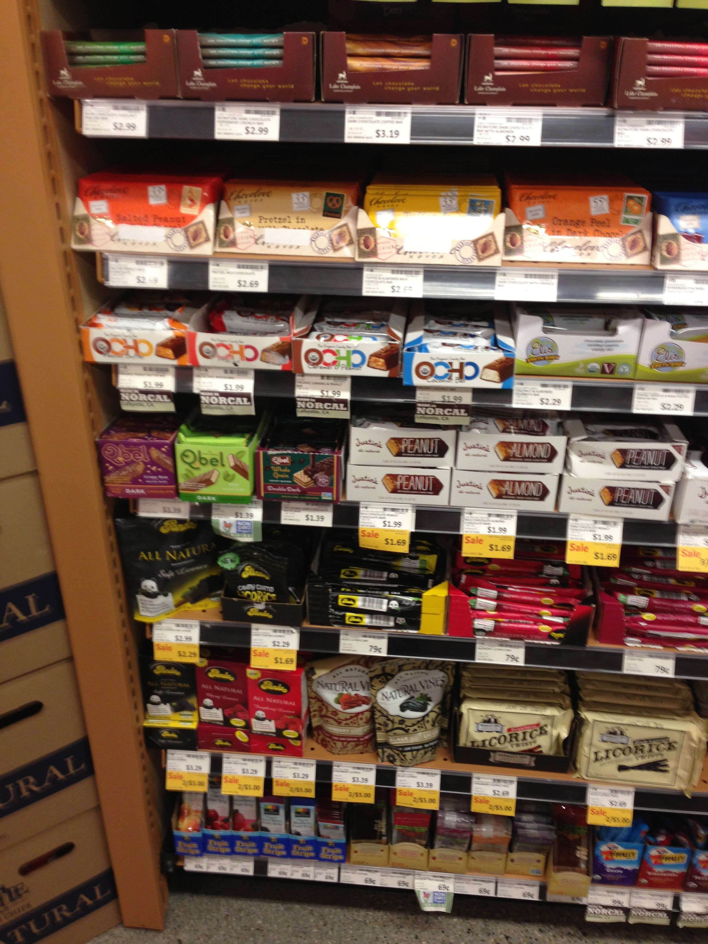 Bar placement at whole foods sf ocean whole food recipes